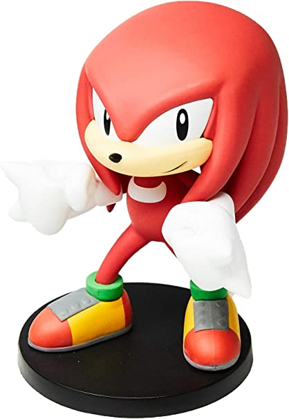 Amazon Com Sonic The Hedgehog Boom8 Volume 4 Knuckles Pvc Figure Toys Games