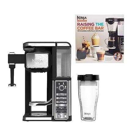 Amazon.com: Ninja Single Serve Coffee Bar Machine with ...