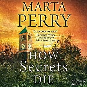 How Secrets Die Audiobook