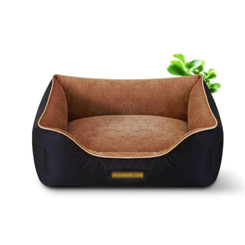 JINGB Pet Mat Pet Sleeping Pad Cat Dog Nest Washable Pet Supplies Rectangle Pet Bed Dog Mat