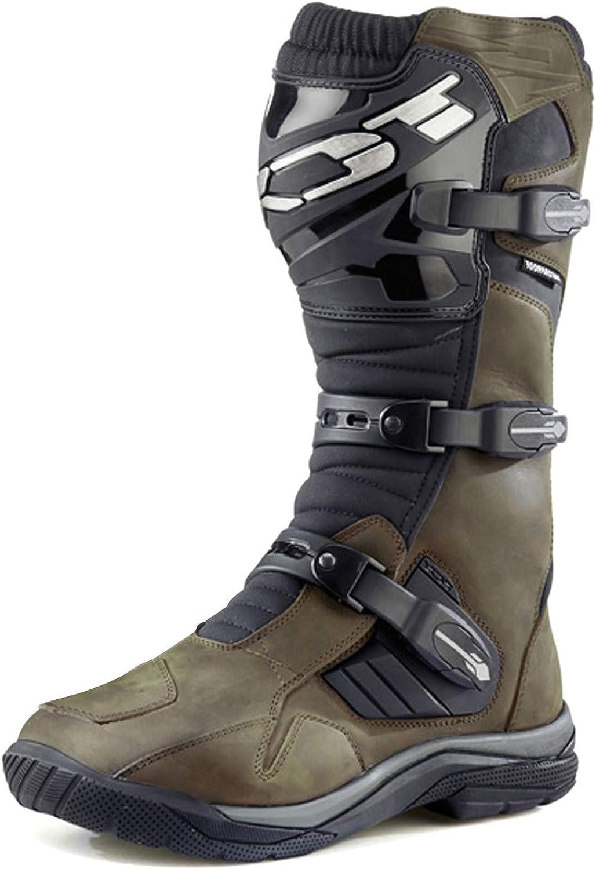 TCX Mens Baja Waterproof Street Motorcycle Boots
