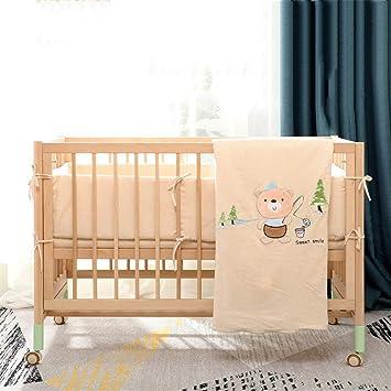 WDXIN Cunas Ajuste Conveniente Multifuncional Rueda de Silencio 360 ° Materiales de Seguridad y Salud Adecuado para bebé de 0-6 años: Amazon.es: Deportes y ...