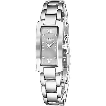 Bracelet Shine Quartz Inoxydable Femme Weil Acier Montre Raymond srCQxBthd