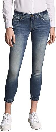 Salsa Wonder Push Up Capri Jeans Amazon Co Uk Clothing