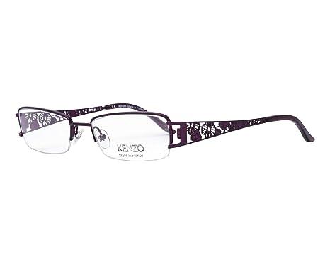 Kenzo (KZ-2160 04 - Gafas de sol (metal), color morado ...