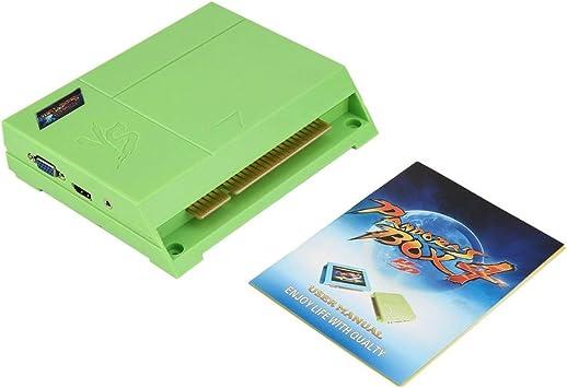 Ballylelly 999 In 1 para Pandoras Box 5s Jamma Arcade 8G RAM Sistema de Entretenimiento clásico para Juegos de Mesa Multi Chipset Superior: Amazon.es: Electrónica