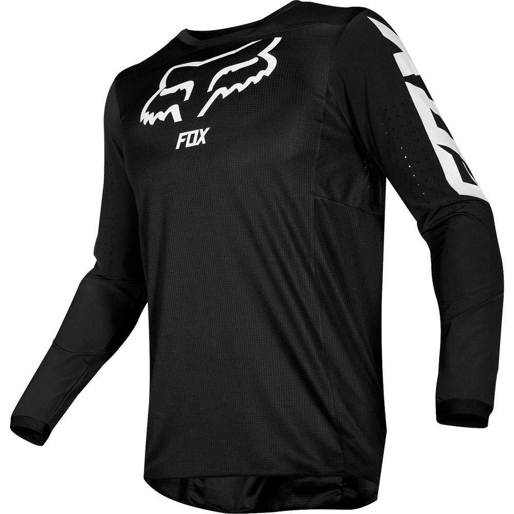 Fox Racing Legion LT Mens Off-Road Motorcycle Jersey Black//Small