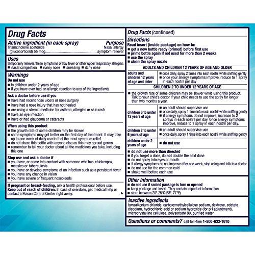 Nasacort Allergy 24hr The Best Amazon Price In Savemoney