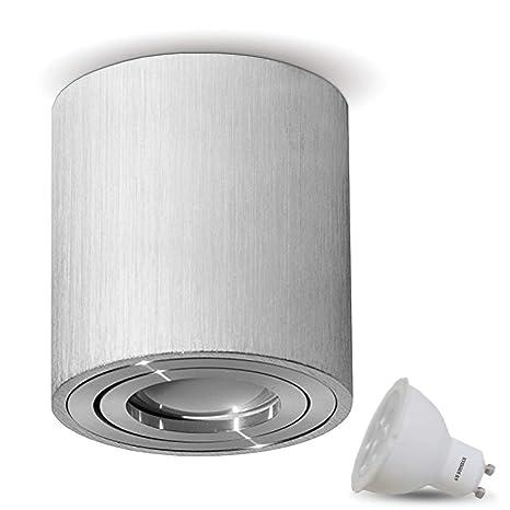 Lámpara de techo fijable a la superficie Milano 6 W LED ...