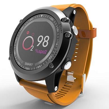 SmartWatch, 0.95 Pulgadas de Pantalla OLED,Compatible con el ...
