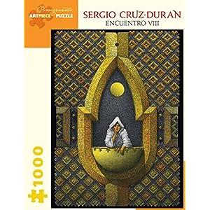 Sergio Cruz Duran Encuentro Viii 1000 Piece Jigsaw Puzzle