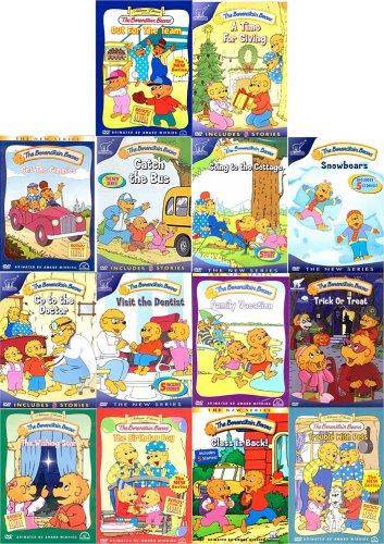 The Berenstain Bears (14 Pack)