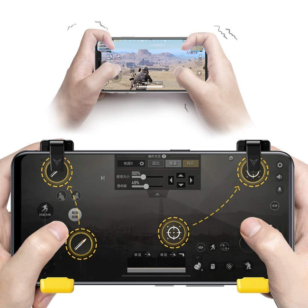 Flydigi Stinger Mapping Mobile Gaming Trigger Pairing for PUBG CODM
