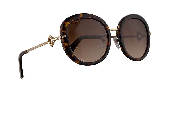 Amazon.com: Bvlgari BV8196-B - Gafas de sol, diseño de ...