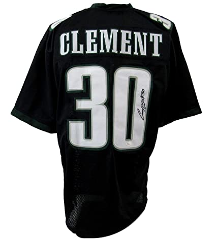 new style 3344c 1038f Corey Clement Philadelphia Eagles Autographed Signed Jersey ...