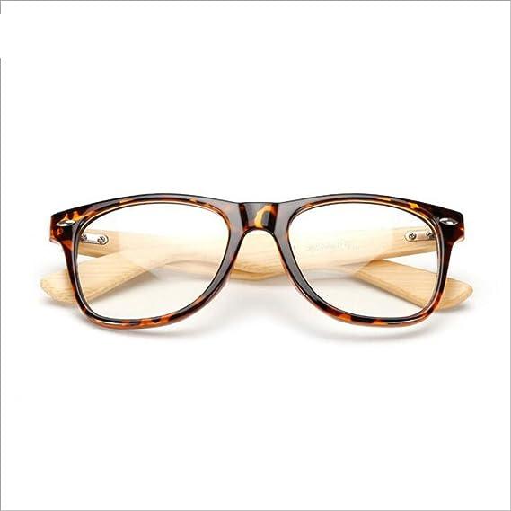 Wkaijc Bambus Holz Art Und Weise Plastikkasten Männer Und Frauen Bequeme Fahrt Sonnenbrillen Sonnenbrillen ,C