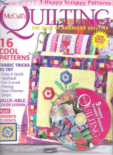 McCall's Quilting Magazine - FREE Holiday Patterns CD. Nov/Dec 2012. - Mccalls Free Quilt Patterns