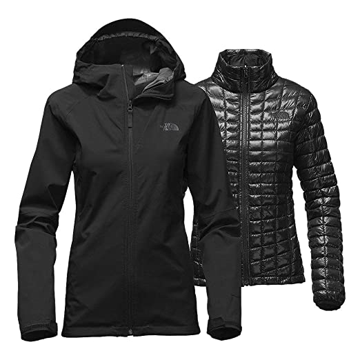 The North Face Women s Thermoball Triclimate Jacket at Amazon ... ceeb53b53