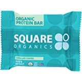 SQUARE ORGANICS, BAR, OG2, CHOC CVRD NUTS, SS - Pack of 12