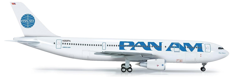 Herpa Herpa Herpa 555524 - Pan Am Airbus A300B4 be64b1