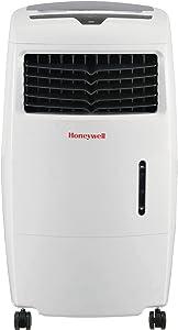 Honeywell 52 Pint Indoor Portable Evaporative Air Cooler- White