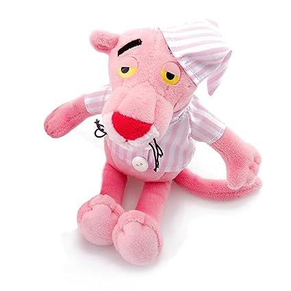 Amazon.com: Pantera rosa pijama a rayas en rosa, animales de ...