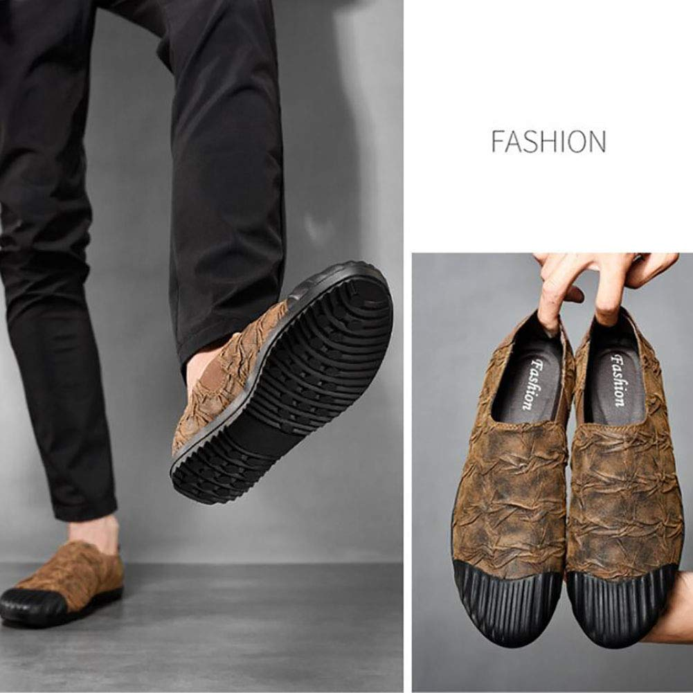 Mens Shoes Loafers /& Slip-ONS Driving Shoes for Casual Handmade Leather Shoes