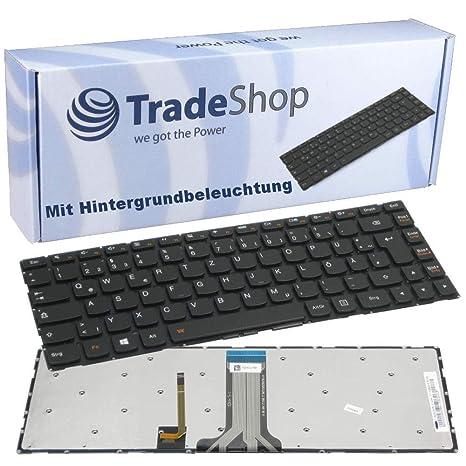 Trade-Shop - Teclado Original para portátil (QWERTZ ...