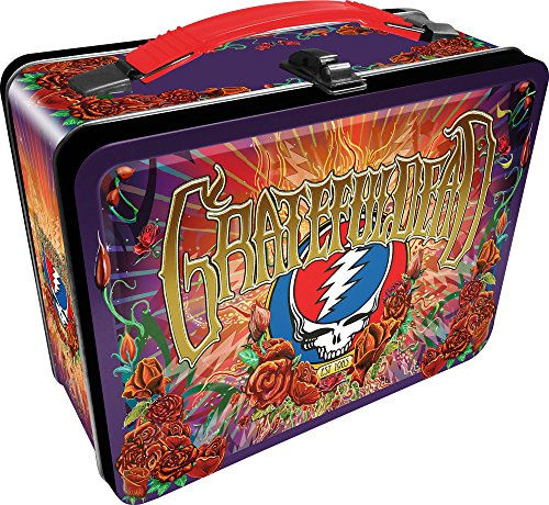Aquarius Grateful Dead Tin Fun Box