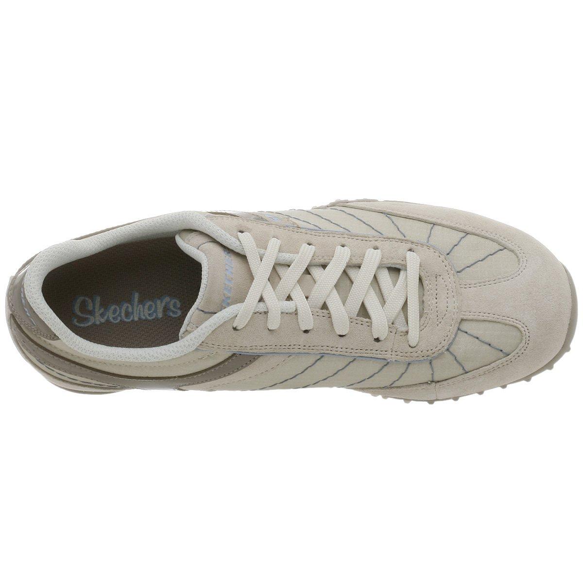 Skechers Women's Boomerang Sneaker, Black, 9 M: Amazon.co.uk