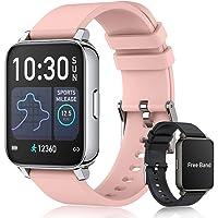 """Smartwatch Pulsera Inteligente con Medidor de Temperatura Corporal, EASYTAO Reloj Inteligente de 1,69"""" Fitness Tracker…"""