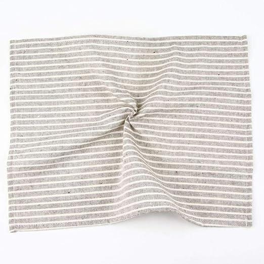 General 30 x 40 cm paño de Moda servilletas de algodón de Lino ...