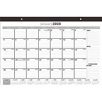 Desk-Calendar-2020-12x17-Desktop-Academic-Desk Pad Calendars 12 Month