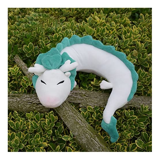 Haku Plush - River Spirit Dragon | Spirited Away Plushie 7