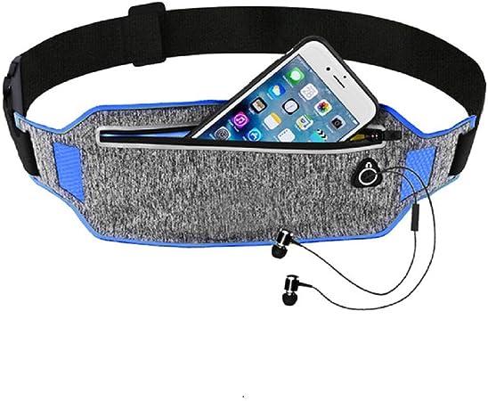 Marsupio Running Porta Smartphone aux Cellulare unisex Sport Corsa Impermeabile