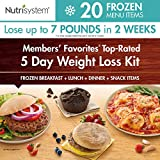 Nutrisystem® Members' Favorites®- TOP Rated, 5 Day Weight Loss Kit (Frozen)