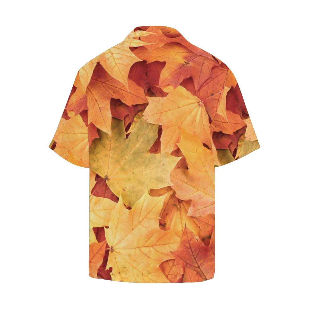 InterestPrint Loose Summer Tree with Colorful Smoke Flare Printed Funny Casual T Shirt
