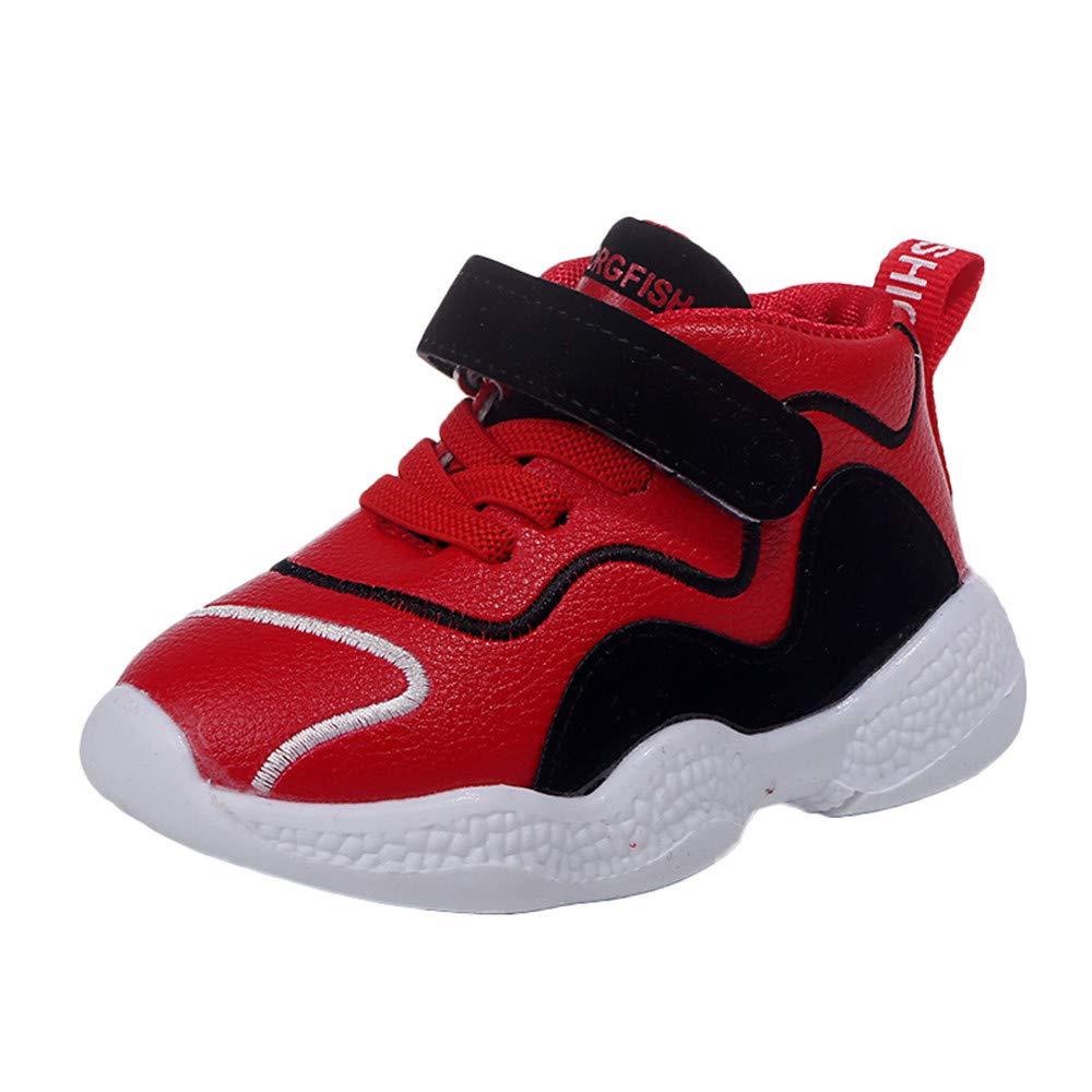 Zapatillas de Piel Zapatos de beb/é Perro Dise/ñado por Amsomo Jinwood dise/ñado por Amsomo Jinw Suela Suave Dog Ocean