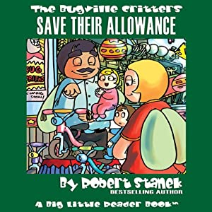 The Bugville Critters Save Their Allowance Audiobook