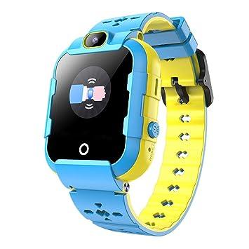 KAIXIANG Reloj Inteligente para niños para niños con ...