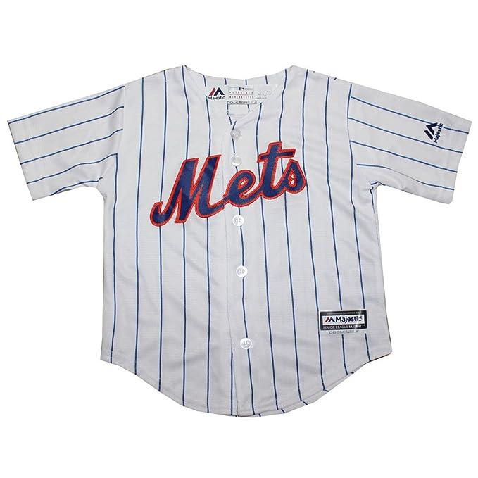 Gorra de la liga infantil de neopreno para niños diseño de Nueva York Mets  Dri-fit camiseta de fútbol para hombre de béisbol logotipo bordado   Amazon.es  ... b339183827dbc