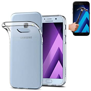 Todobarato24h Funda TPU Lisa Compatible con Samsung Galaxy A5 2017 ...