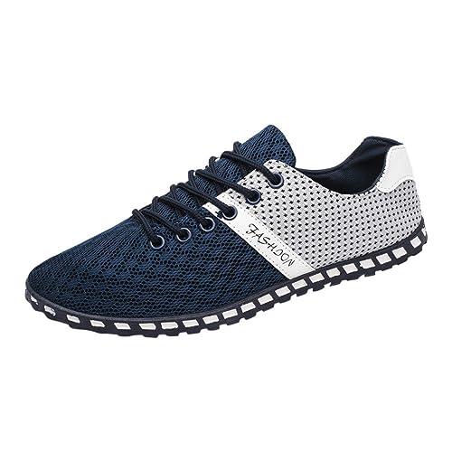 Fannyfuny_Zapatos para Hombre Zapatos de Vestir Zapatillas ...