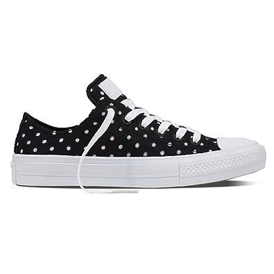 buy online e375a d79e6 Converse Chuck Taylor All Star Ii Low Damen Sneaker Schwarz