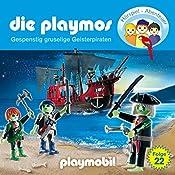 Gespenstig gruselige Geisterpiraten (Die Playmos 22) | Rudolf K. Wernicke, Florian Fickel