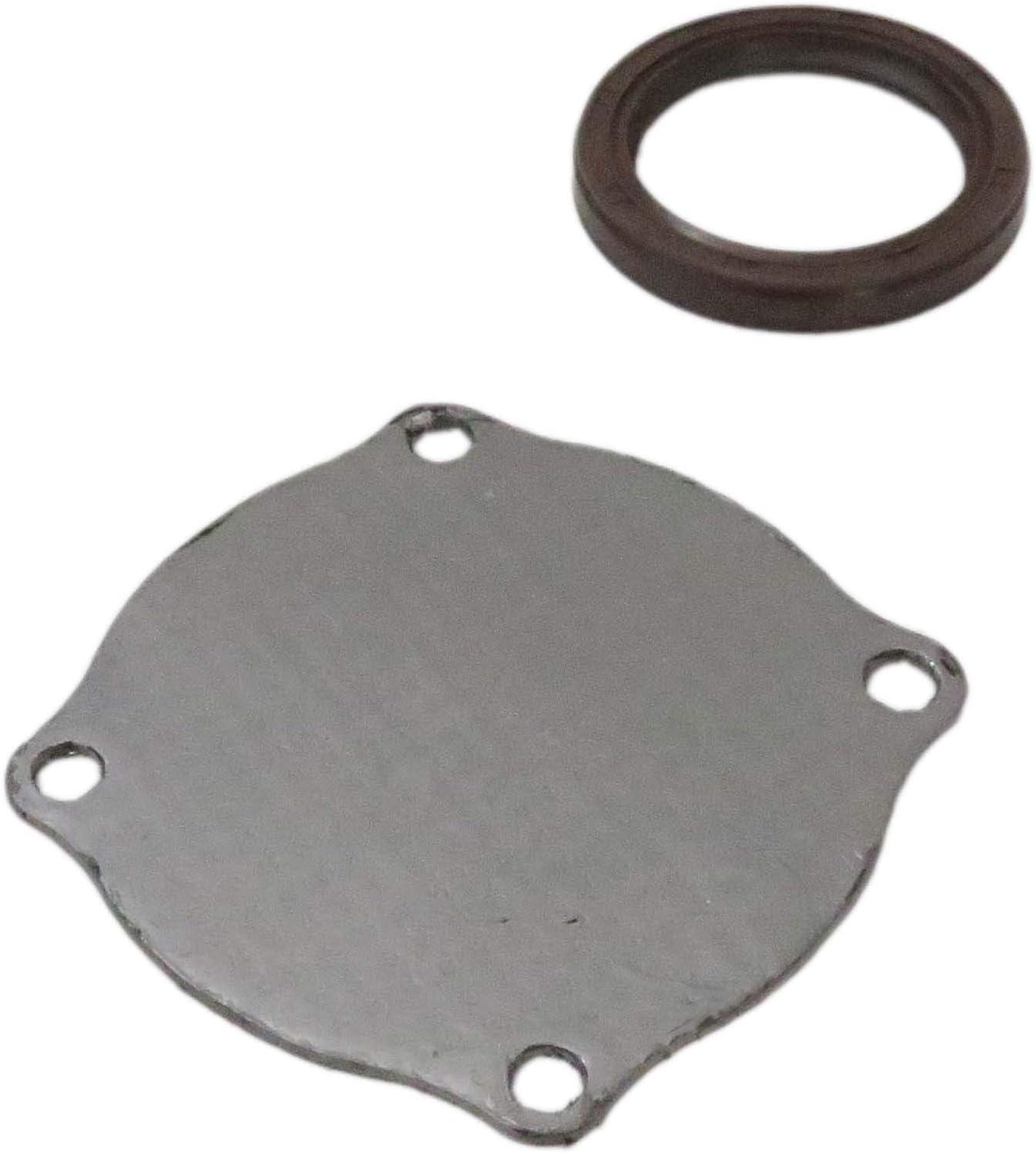 52 Length Rubber D/&D PowerDrive 817390 Cushman Industries Replacement Belt A//4L Belt Cross Section