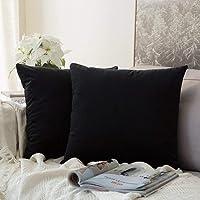 Khooti Velvet Cushion Cover (Pack of 1)
