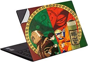 Skins & Decals 15 inch 15.6 inch Laptop Skin Decal Vinyl Notebook Skin Cover Protective Naruto 15.6 inch