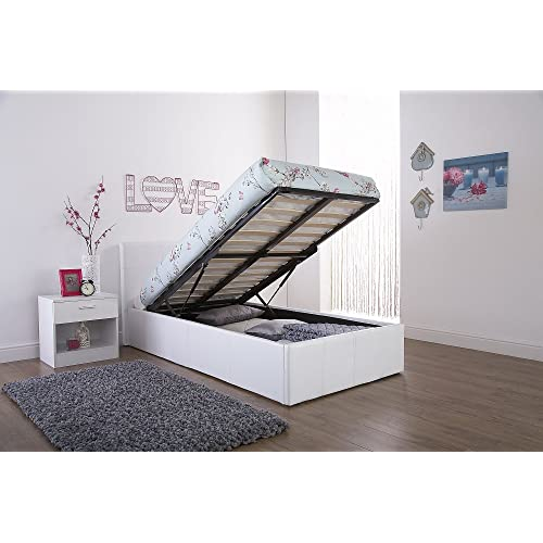 Single Bed Frames with Storage: Amazon.co.uk