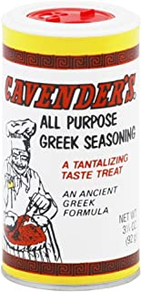 product image for Cavender's All Purpose Greek Seasoning-3 (THREE) 3.25 oz Containers